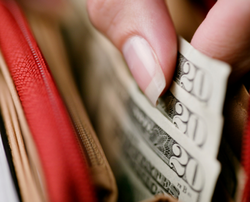 how to control spending habits